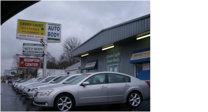 Green Light Motors >> Brockton